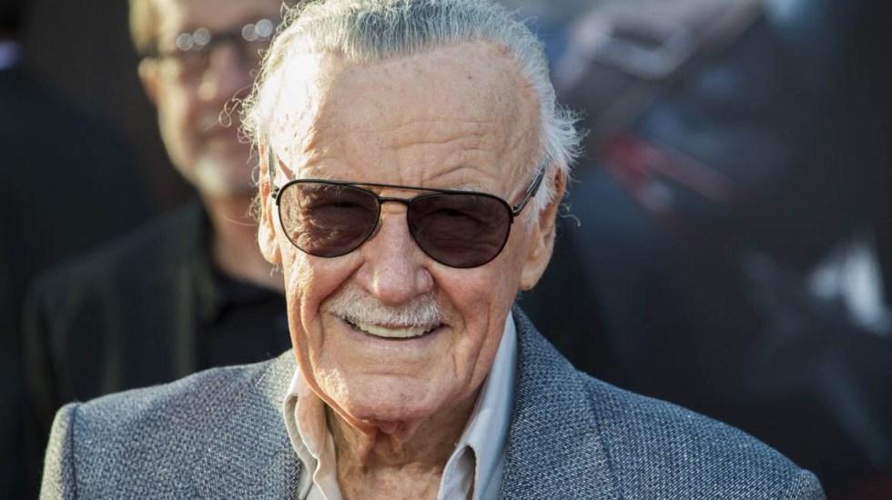 #Video Stan Lee da spoiler sobre Los Vengadores - Foto de @NYDailyNews