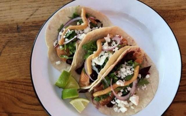 Taco elaborado con ingredientes mexicanos gana competencia en París - Foto de Instagram