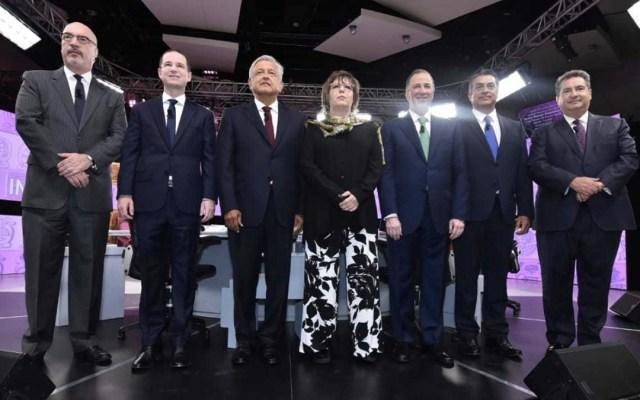 Análisis de las palabras de los participantes del tercer debate - Foto de CNN
