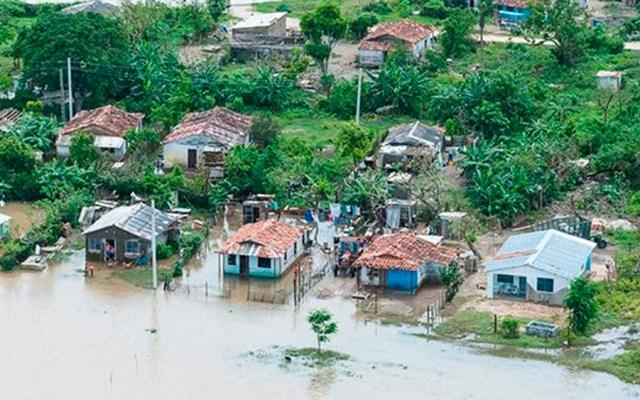 Suman siete muertos por tormenta Alberto en Cuba - Foto de internet