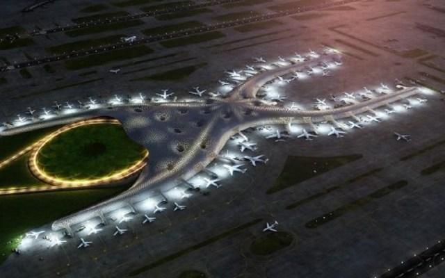 NAIM es una infraestructura relevante para México: Air France - Foto de internet