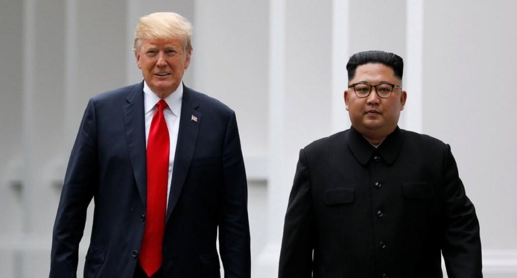 Pence anuncia cumbre entre Trump y Kim Jong-un - Foto de Europa Press