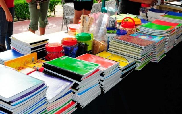 Mayoría de mexicanos gastarán hasta tres mil pesos en útiles escolares - Foto de internet