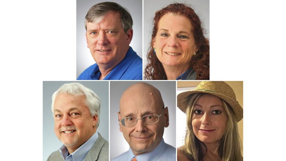 Las víctimas del ataque a periódico de Maryland