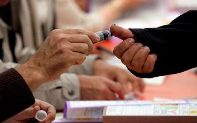 Cada voto costará al menos 502 pesos - Foto de internet