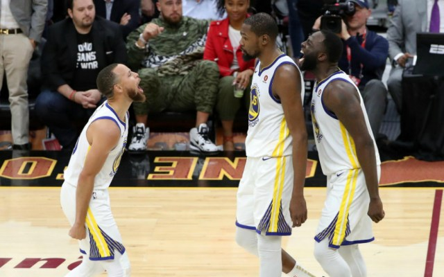 Golden State se proclama campeón de la temporada 2017-2018 de la NBA - Foto de NBA