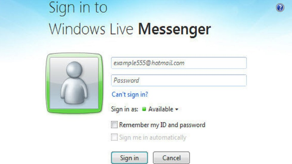 Regresa Windows Live Messenger, ahora para Android - Foto de internet