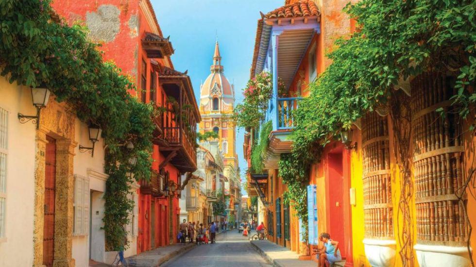 Cuarenta y ocho horas en Cartagena de Indias