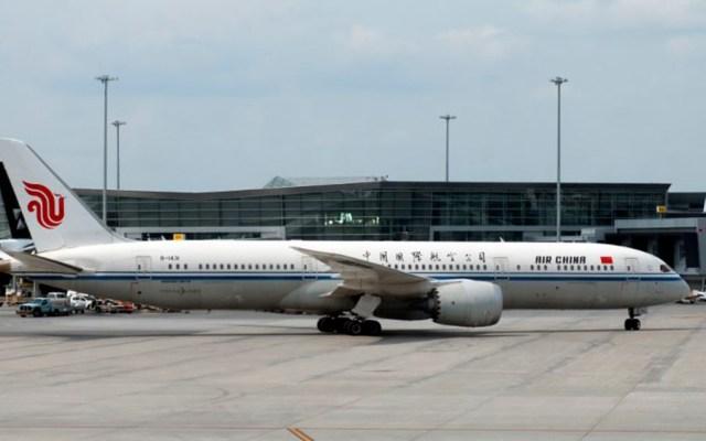 Vuelo de Air China regresa a París tras amenaza terrorista - Foto de Daniel SLIM / AFP