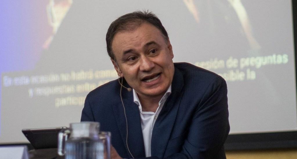 """Alfonso Durazo asegura que acabará con el """"crimen uniformado"""" - Foto de Cuartoscuro"""