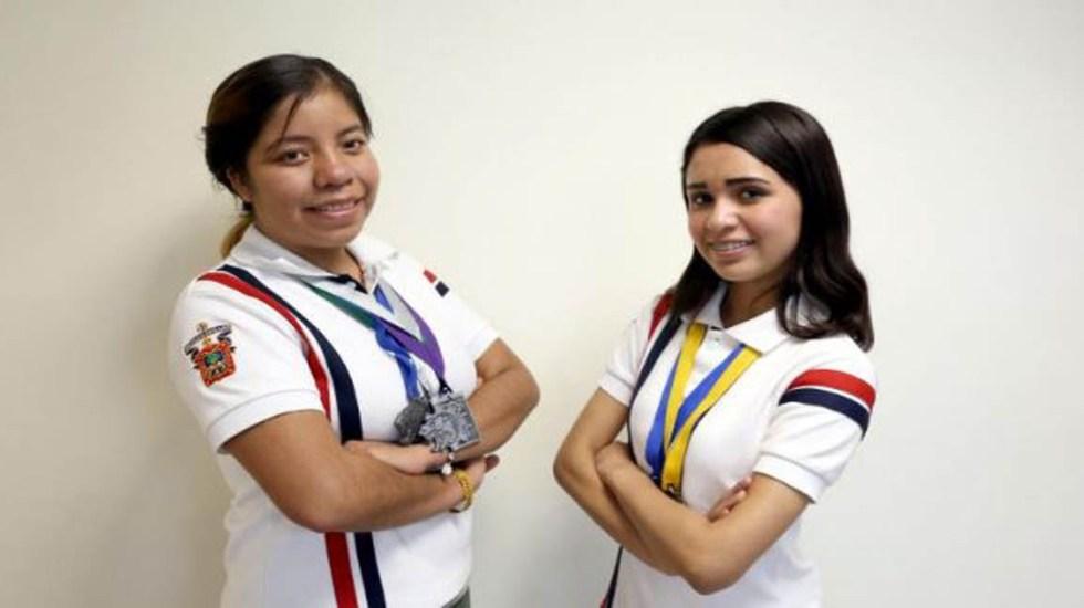 Alumnas de Jalisco irán a mundiales de ciencia en Abu Dhabi y Nueva York - Foto de UdeG