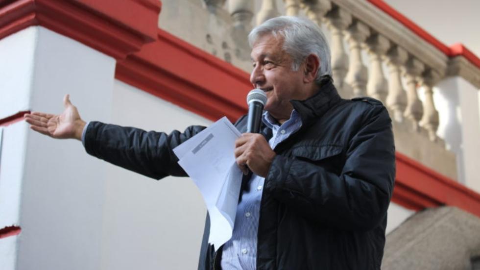 El miércoles la declaración de López Obrador como presidente electo - Foto de lopezobrador.org.mx