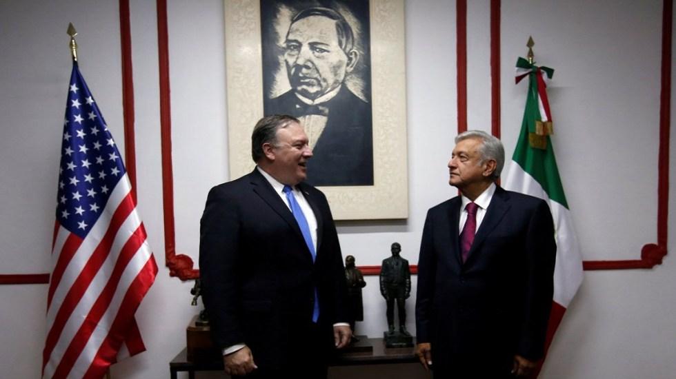 #Video AMLO entregó propuesta de agenda bilateral a comitiva de EE.UU. - Foto de El Economista