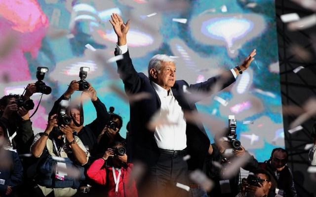 AMLO mantiene el 53 por ciento de votos al 65 por ciento del PREP - Foto de Twitter