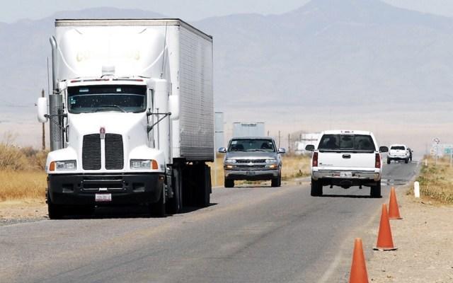 Las carreteras con mayor número de asaltos en México - Foto de Internet