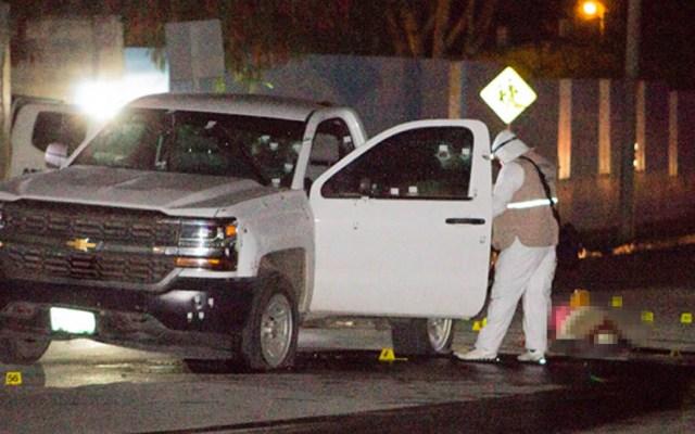 Asesinan a balazos a director de la cárcel de Nuevo Laredo - Foto Especial