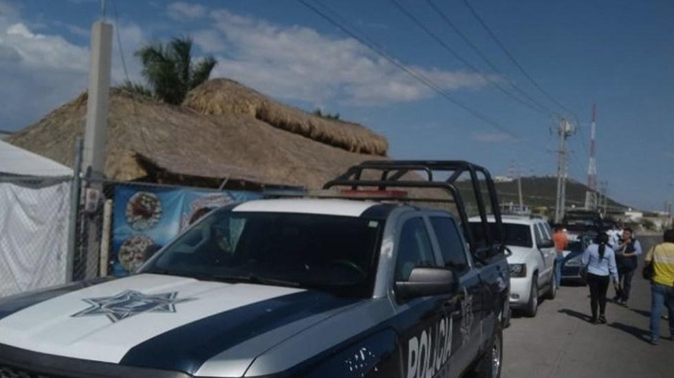 Asesinan a exdirectorde Seguridad Pública de Ahome, Sinaloa - Foto de @TribunaSonora