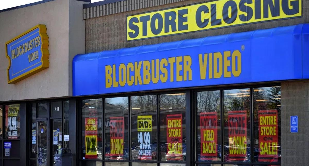 Blockbuster está por desaparecer, ya sólo quedará uno en el mundo