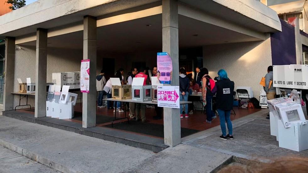 #EnVivo Abren casillas electorales en México - Foto de Milenio