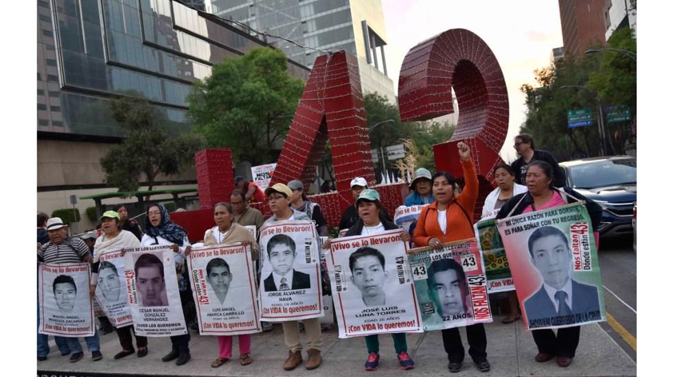 PGR da a conocer acciones realizadas por caso Iguala