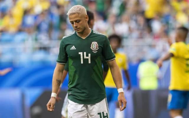 México estaría por debajo de Chile en el Ranking FIFA - Foto de Mexsport