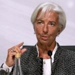 La directora gerente del FMI, Christine Lagarde. Foto de AFP