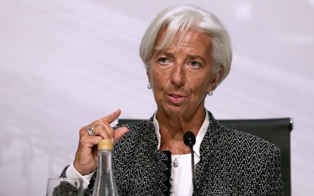 López Obrador se reunirá con Christine Lagarde - Christine Lagarde FMI