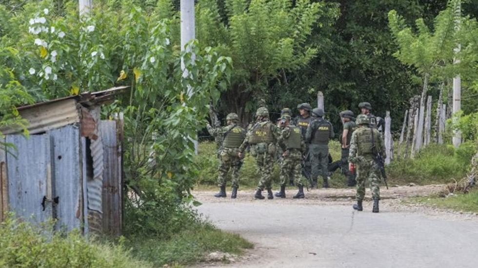 Colombia: ocho muertos y dos heridos tras ataque en límite con Venezuela