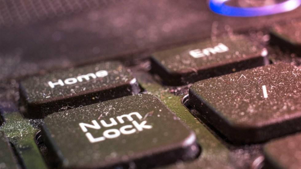 Así puedes limpiar tu laptop correctamente - Foto de La Nación