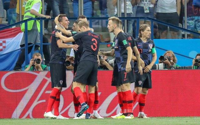 Croacia avanza en penales a costa de Dinamarca - Foto de Mexsport