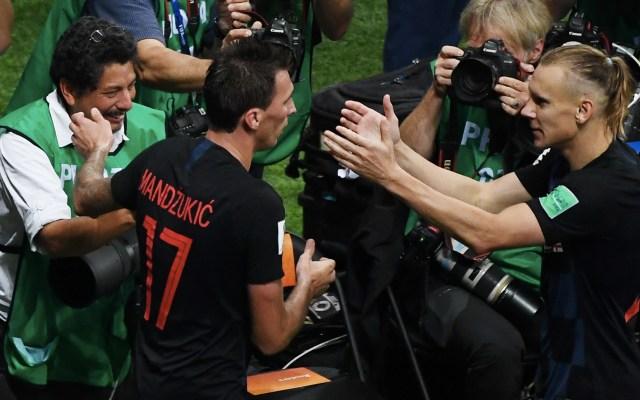"""""""Nos encanta que nos subestimen"""": jugador de Croacia - Foto de AFP/Jewel Samad"""