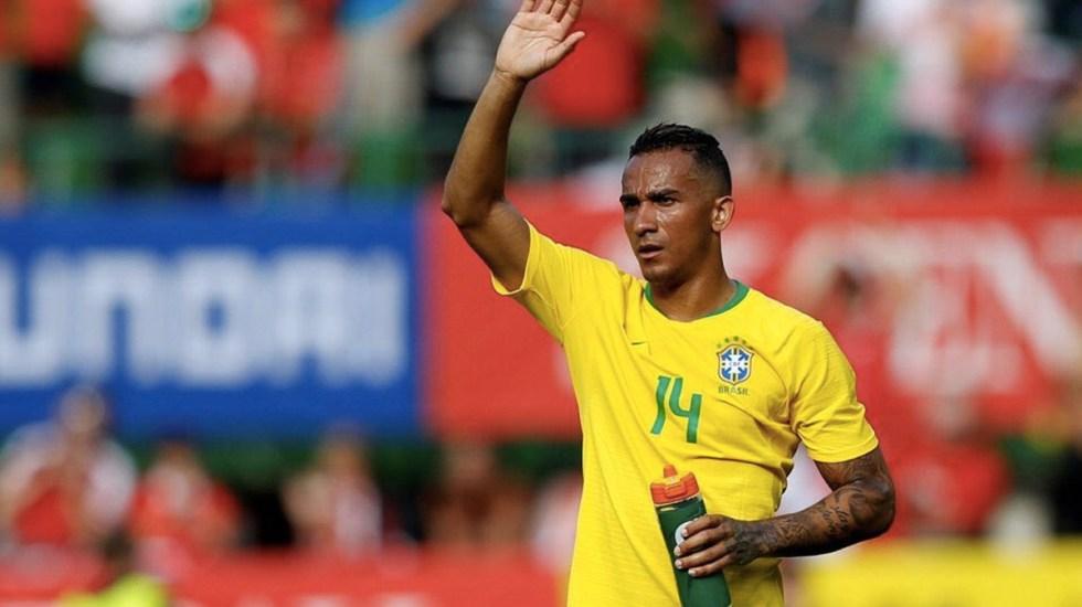 Danilo se pierde el resto del Mundial por lesión - Foto de Reuters