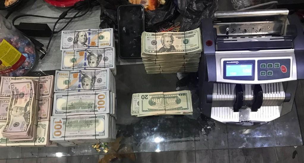 #Video Decomisan un millón de dólares y 130 kg de cocaína en Tamaulipas - Foto de Grupo de Coordinación Tamaulipas