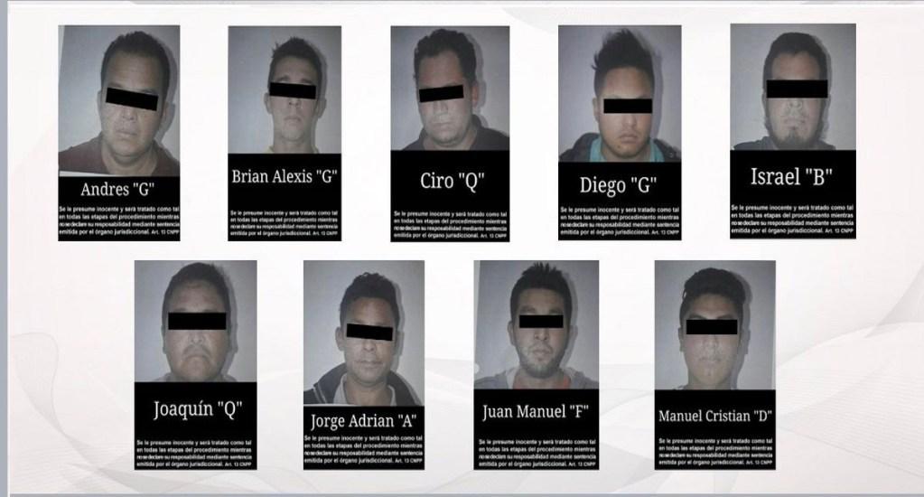 Detienen a 23 huachicoleros en Puebla y el Estado de México - Foto de @PGR_mx