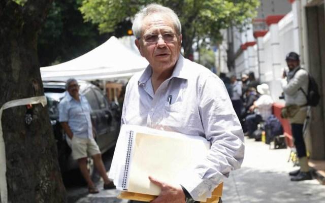 DIF dependerá de la Secretaría de Salud: Jorge Alcocer - Jorge Alcocer. Foto de Milenio