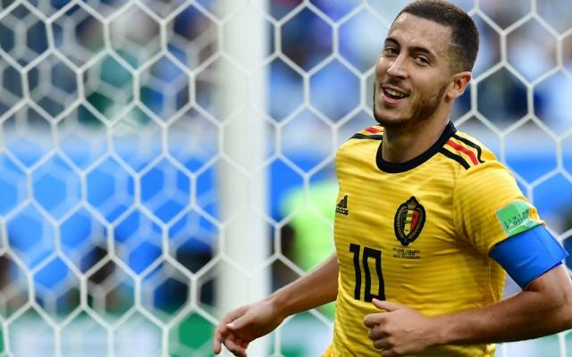 Hazard aviva especulaciones de su partida del Chelsea - Foto de AFP