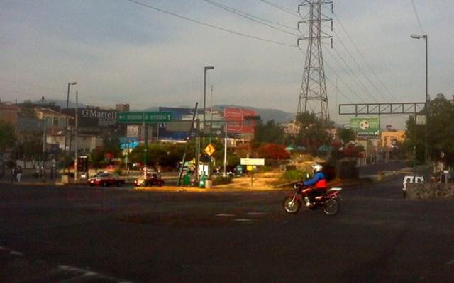 Vecinos colaboran en proyecto para reordenamiento de Eje 10 Sur - Foto de internet