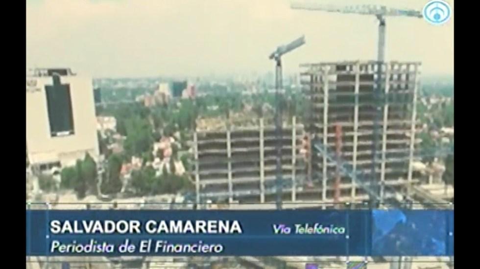 Derrumbe de Artz Pedregal, el socavón de lujo: Salvador Camarena