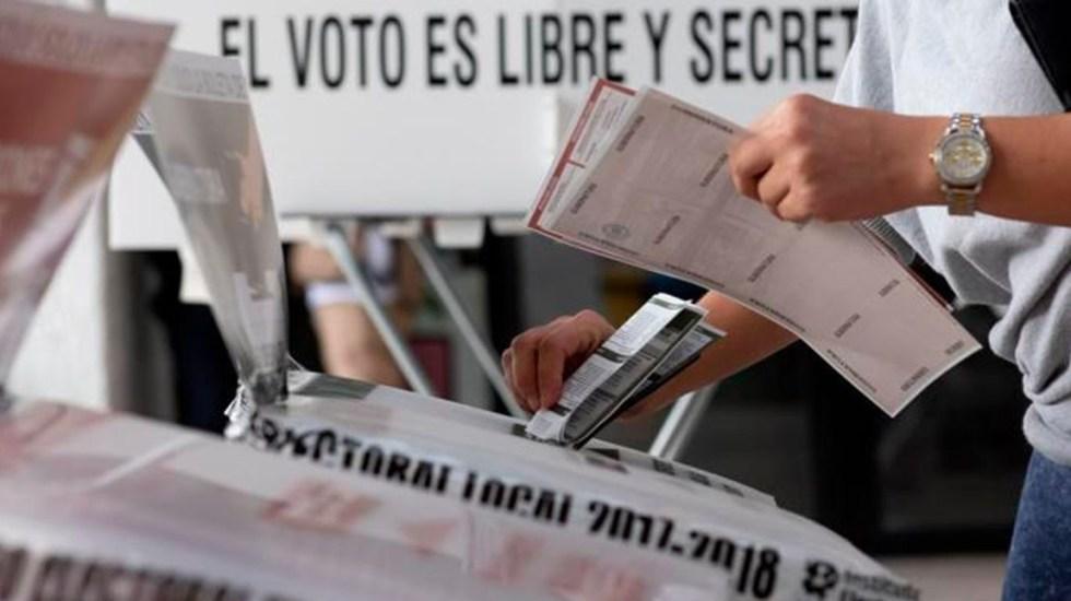 Bajan delitos electorales en México