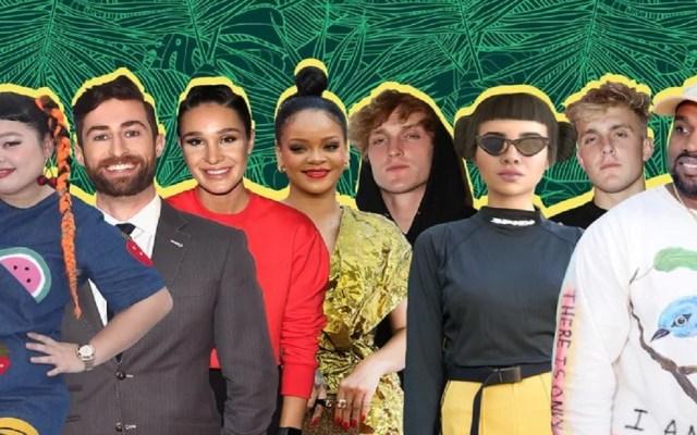 Ellos son los más influyentes del internet - Foto de Time