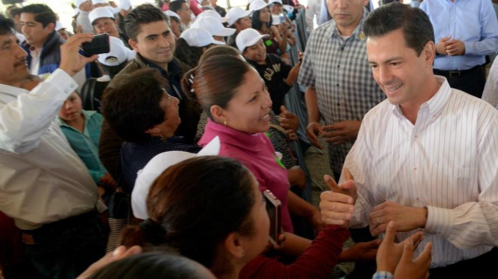 Cada gobierno enfrenta sus propios retos y sus propias coyunturas: EPN - Foto de Enrique Peña Nieto