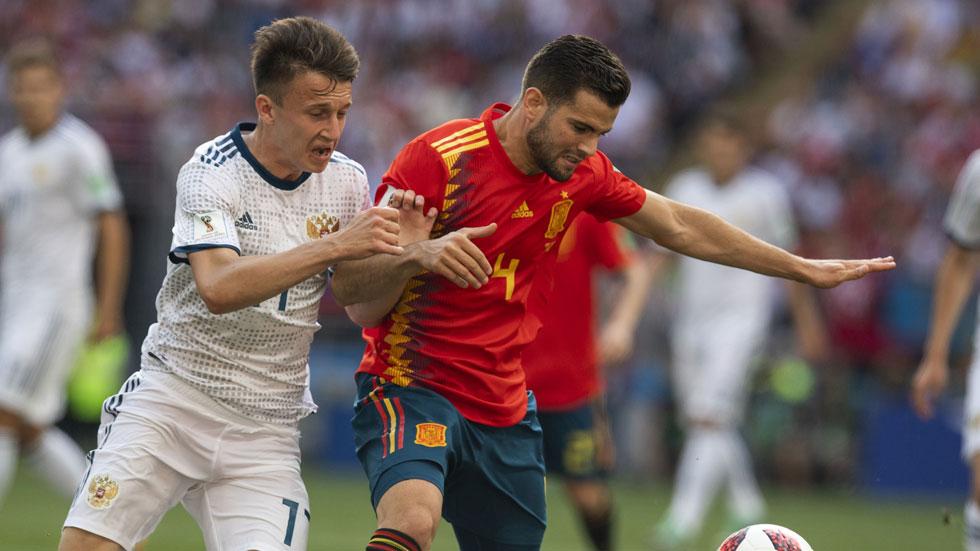 ¡Batacazo! Rusia eliminó a España por penales