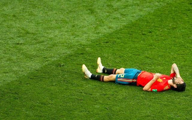 Rusia elimina a España desde los once pasos - Foto de Getty