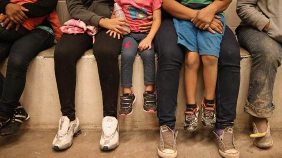 EE.UU. revela nombres de niños separados de sus padres migrantes - familias
