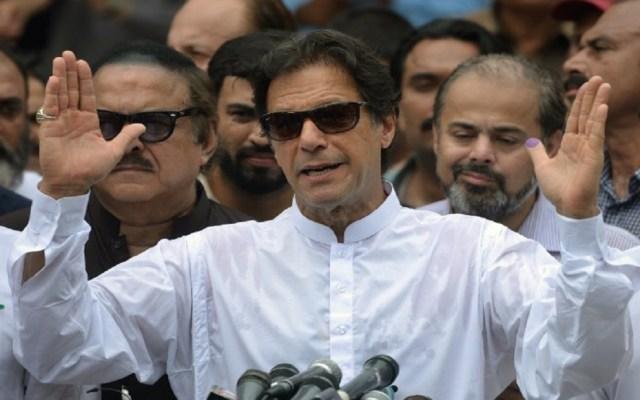Excampeón de cricket gana elecciones legislativas en Pakistán - Foto de AFP / Aamir Qureshi