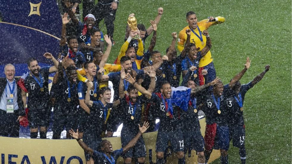 """""""Ganó África realmente"""": Maduro sobre título de Francia en el Mundial - Foto de Mexsport"""