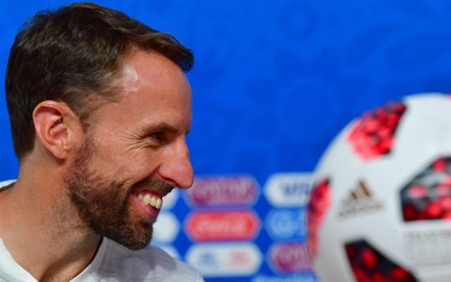 Los planes del técnico de Inglaterra contra Bélgica - Foto de AFP