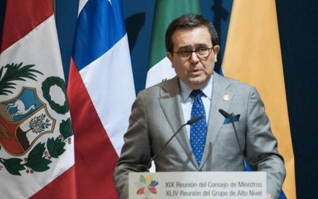 Canadá podría volver a renegociación del TLC en días o semanas: Guajardo - Foto de Internet