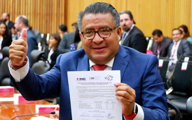 Propone AMLO a Horacio Duarte para la Administración General de Aduanas - Horacio Duarte. Foto de Notimex