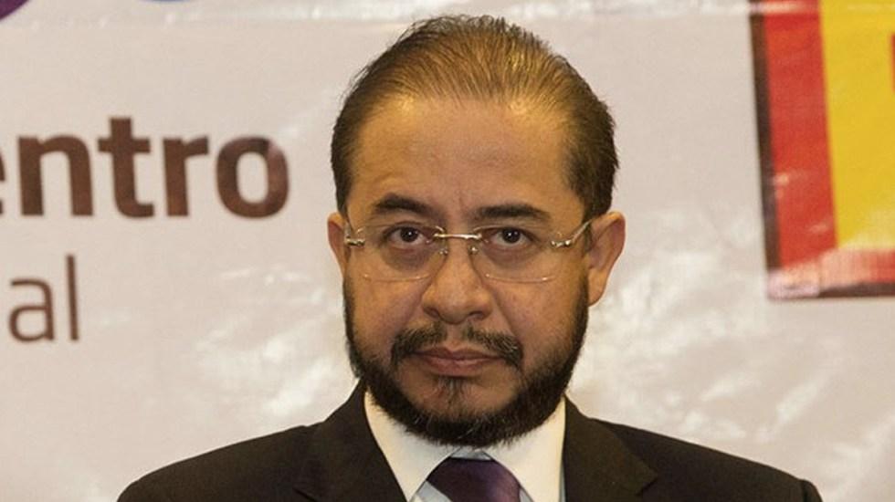 """""""El INE quiere que desaparezca el PES"""": Hugo Eric Flores - Foto de Internet"""